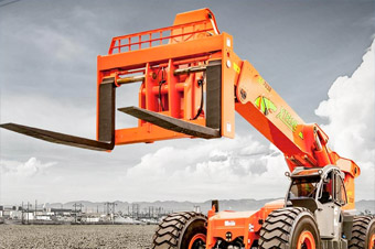 Ultra Xtreme Capacity Roller Boom